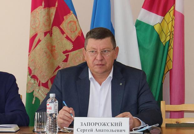 Сергей Запорожский: усилить фитосанитарный и пожарный контроль