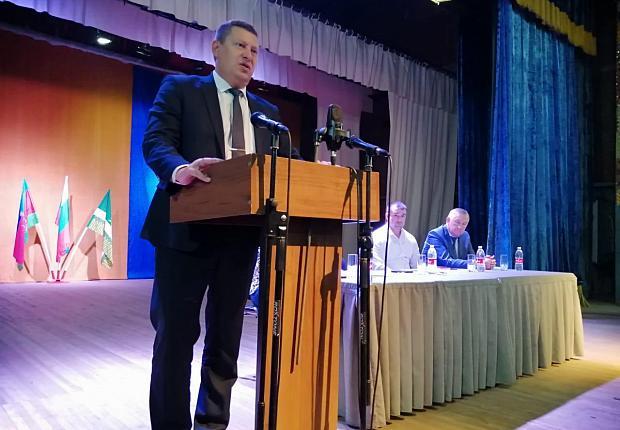 Глава Кирпильского сельского поселения вступил в должность