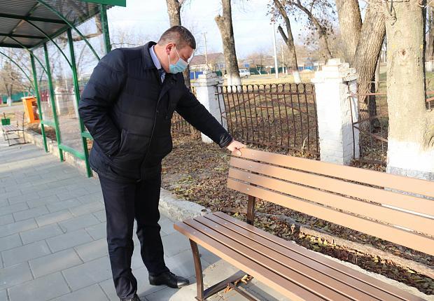 Сергей Запорожский совершил плановый объезд объектов